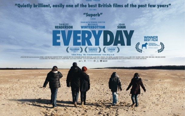 Michael Winterbottom's EVERYDAY is in cinemas this February.