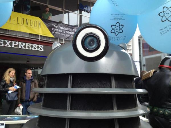 Dalek Stratford Picturehouse