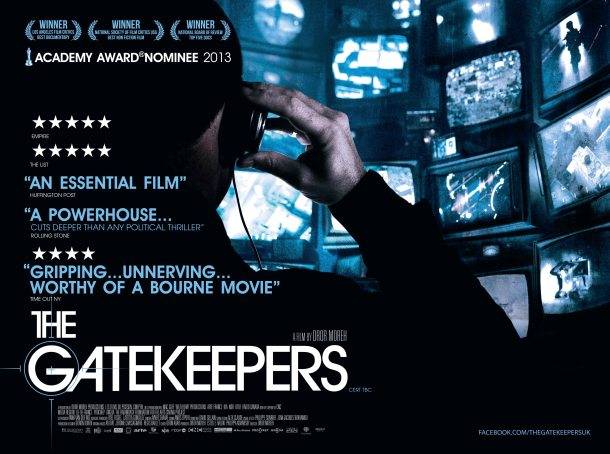 The Gatekeepers Discover Tuesday Picturehouse Cinema Movie Film