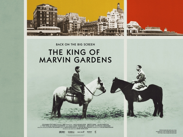 The King of Marvin Gardens, Picturehouse, Discover