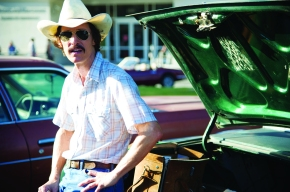 Picturehouse Podcast 196: DALLAS BUYERS CLUB and THE INVISIBLE WOMAN