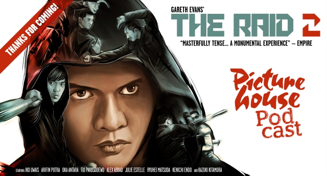 the raid picturehouse