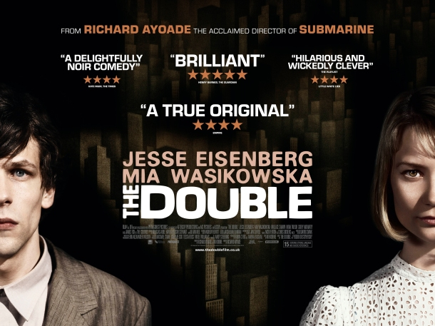 The Double Richard Ayoade Picturehouse Podcast