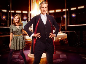 Doctor Who: Series 8 Episode 1 – On sale tomorrow at11am!