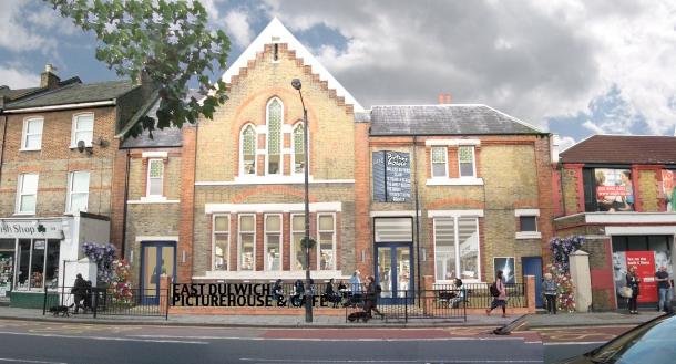 East Dulwich Picturehouse & Café