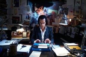 'And no more shall we part'  – a blog post from the winner of Nick Cave's typewriter