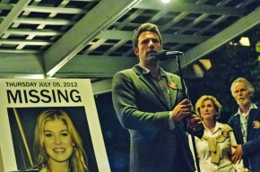 David Fincher's GONE GIRL Arrives!
