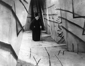 Vintage Sundays: THE CABINET OF DR CALIGARI 26/10