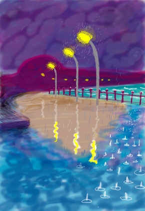 HOCKNEY iPad Art Competition
