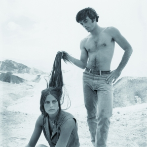 Vintage Sundays: ZABRISKIE POINT