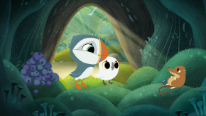 Toddler Time Exclusive: Win Signed Artwork from PuffinRock