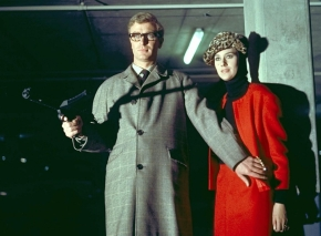 Vintage Sundays: THE IPCRESS FILE 7/6