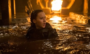 Pre-book for The Hunger Games: Mockingjay – Part 2 3D for the chance to win a 3DTV