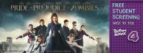 E4 Slackers Club presents Pride And Prejudice And Zombies