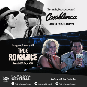 Valentine's Day At Picturehouse Central
