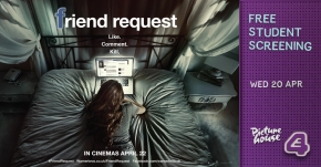 E4 Slackers Club presents Friend Request exclusive preview!