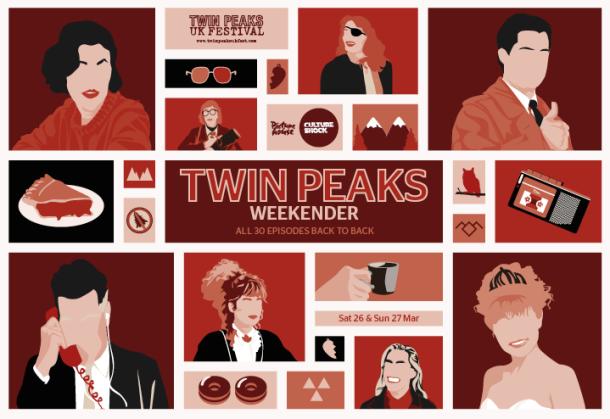 Twin Peaks Weekender Cameo