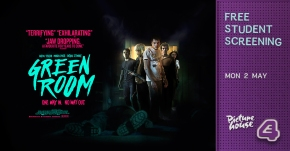 Green Room: Exclusive Student preview!