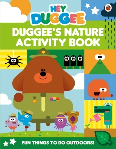 NATURE ACTIVITY BOOK 9781405924313