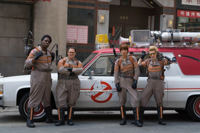 Ghostbusters Day 16