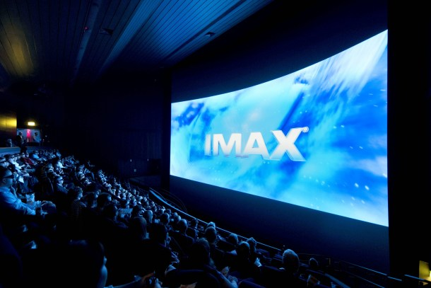 National Media Museum launch the refurbished IMAX, in Bradford.