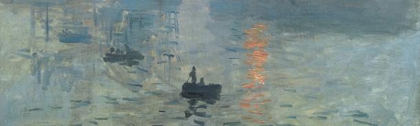 Claude Monet, Impression Sunrise, 1872 copy