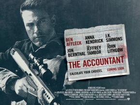 E4 Slackers Club presents an exclusive preview of TheAccountant