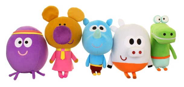Talking Soft Toys Group Pic