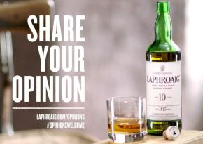 Laphroaig At Picturehouse Cinemas