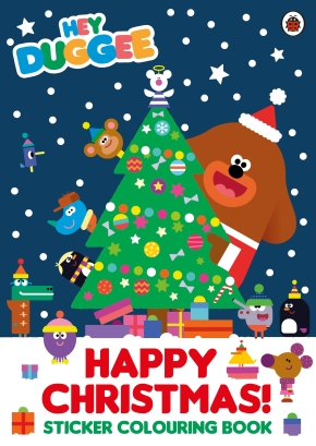 Hey Duggee ChristmasCompetition