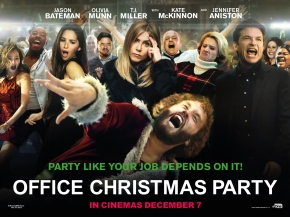 E4 Slackers Club presents an exclusive preview of Office ChristmasParty