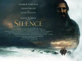 Poster Exclusive: Martin Scorsese's Silence