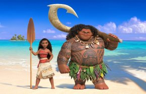 "Moana: ""A heartwarming coming-of-age tale."""