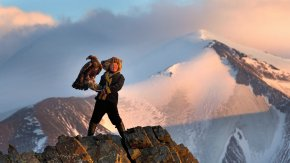 Picturehouse Podcast: The Eagle Huntress with Otto Bell