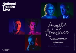 NT Live: Angels In America Parts 1 &2