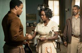 Picturehouse Podcast: Fences with Viola Davis