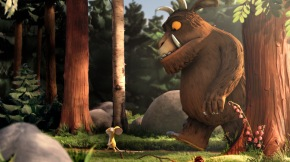 Toddler Time: The Gruffalo Competition