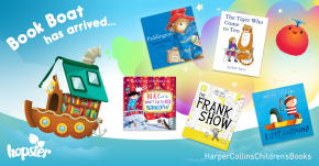 Toddler Time Hopster BookCompetition