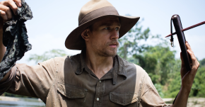 Picturehouse Podcast: James Gray, Sienna Miller and Charlie Hunnam on The Lost City Of Z