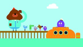 Hey Duggee Follow That Egg book competition!