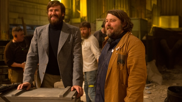 Armie Hammer and Ben Wheatley