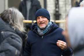 Interview: Woody Harrelson on Lost In London