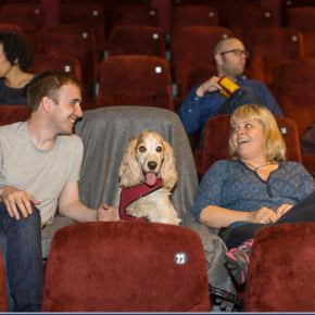 Bring Your Dog To The Movies