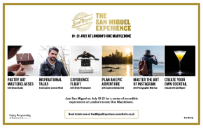 Win Tickets To The San MiguelExperience