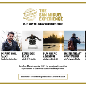 Win Tickets To The San Miguel Experience