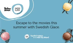 Escape To The Movies This Summer With SwedishGlace.